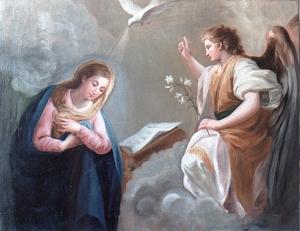 Anunciación de Zacarías González Velázquez